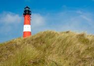 Der Leuchtturm von Hörnum auf Sylt